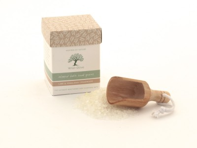 Bath Soaks - Lime --- Himalayan Cederwood