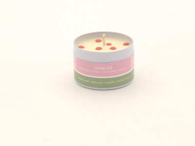 Dotty Candle Small - Jasmine