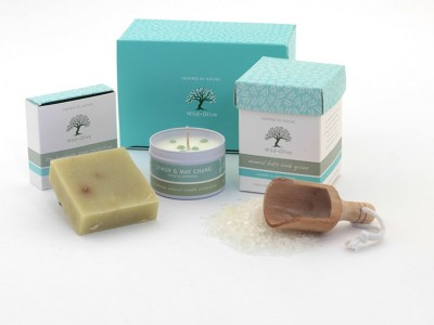Luxury Spa - Lemon --- May Chang