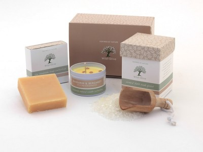 Luxury Spa - Mandarin --- Bergamot